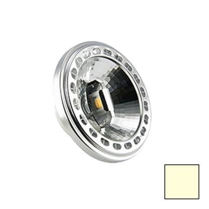 Imagen de Bombilla LED AR111 15W 12V SHARP 40º Blanco Cálido