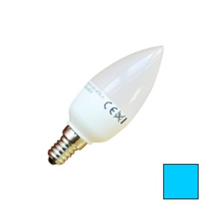 Imagen de Bombilla LED Vela E14 5'5W EPISTAR Blanco Frío