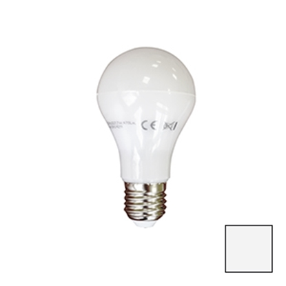Imagen de Bombilla LED A60 E27 7W EPISTAR Blanco Natural