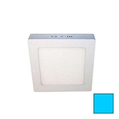 Imagen de Downlight LED Superficie Cuadrado Blanco 18W Frío