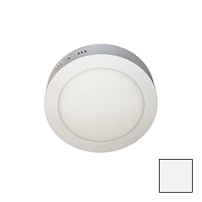 Imagen de Downlight LED Superficie Redondo Blanco 18W Natural