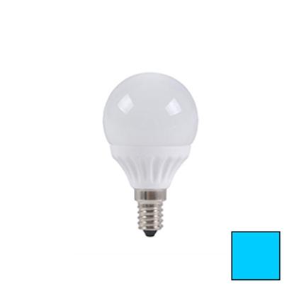 Imagen de Bombilla LED Esférica E14 4W EPISTAR Blanco Frio
