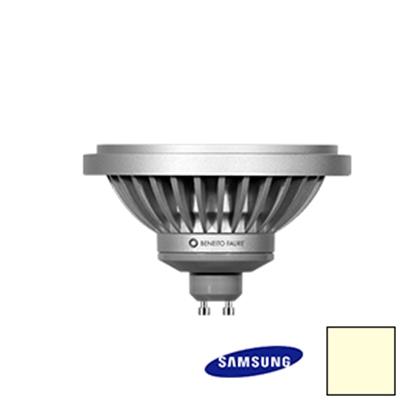 Imagen de Bombilla LED AR111GU10  12W 220V SAMSUNG 45º Blanco 3000ºK