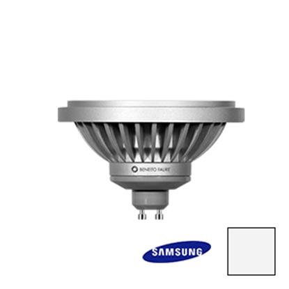 Imagen de Bombilla LED AR111 GU10  12W 220V SAMSUNG 45º Blanco 4000ºK