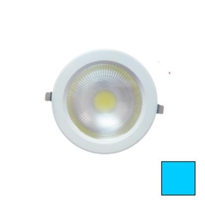 Imagen de Downlight LED COB Redondo Blanco 40W Blanco Frío