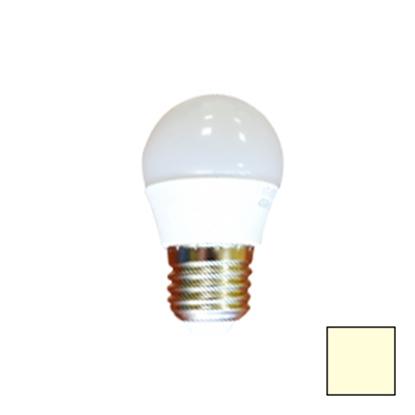 Imagen de Bombilla LED Esférica E27 5'5W SAMSUNG Blanco Cálido