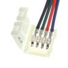 Imagen de Conector con Cable 2 Vias SMD5050 RGB