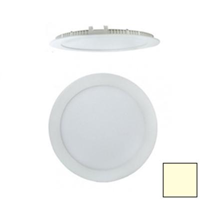 Imagen de Downlight LED Redondo Blanco 18W Blanco Cálido