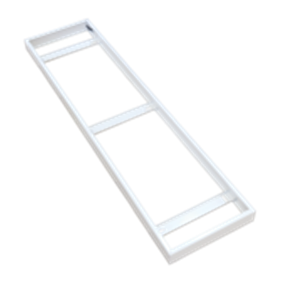 Imagen de Carcasa Superficie para Paneles LED 120x30cm