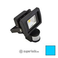 Image de Foco LED 10W Sensor Movimiento Blanco Frío