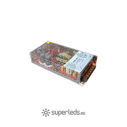 Imagen de Fuente de alimentación LED - 120W 12V 10A metal