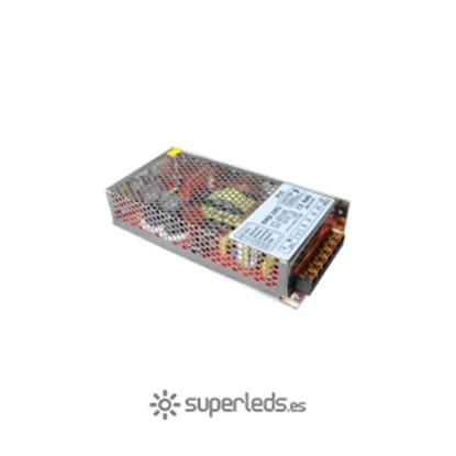 Imagen de Fuente de alimentación LED - 45W 12V 3,8A metal