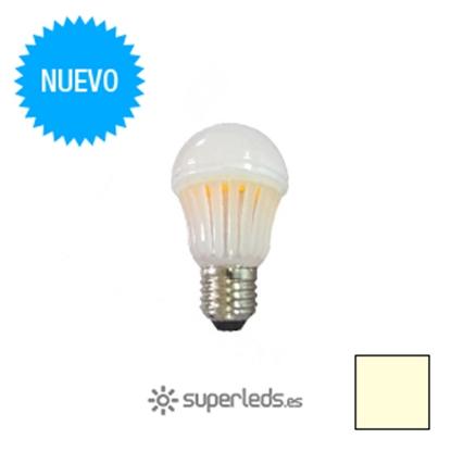 Imagen de Bombilla LED MCOB E27 8W TOYODA Blanco Cálido