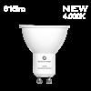 Imagen de Bombilla LED GU10 6W 60º MODELO HOOK  - 3000ºK