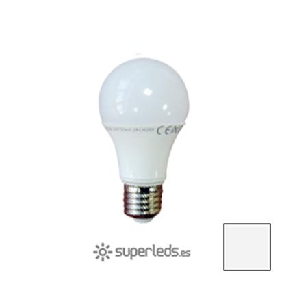 Imagen de Bombilla LED A60 E27 9W EPISTAR Blanco Natural