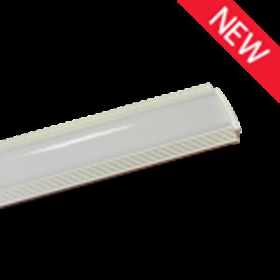 Imagen de Perfil Tira LED para empotrar - 1 metro