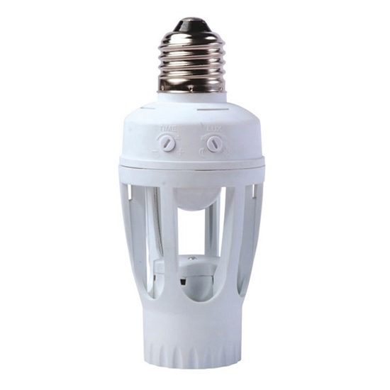 Imagen de Portalámparas Bombillas LED E27 Sensor Movimiento