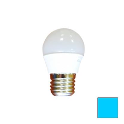 Imagen de Lote 10 Bombillas LED Esférica E27 6W Blanco Frío