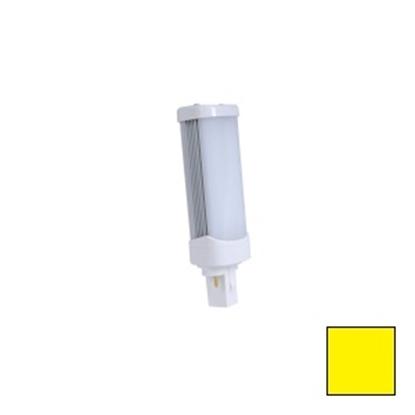 Imagen de Bombilla LED PL G24 6W EPISTAR Blanco Cálido