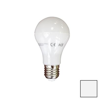 Imagen de Lote 10 Bombillas LED A60 E27 7W EPISTAR Naturales