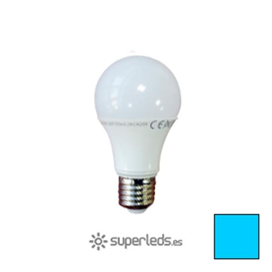 Imagen de Lote 10 Bombillas LED A60 E27 10W EPISTAR Frías