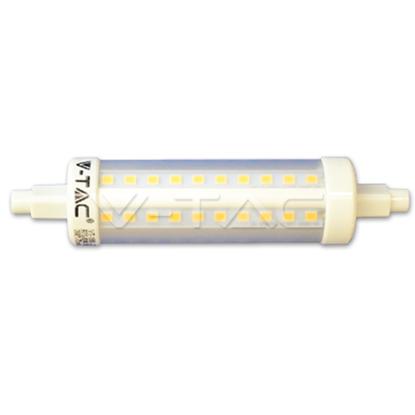 Imagen de Bombilla LED R7S 10W 360º 118mm Blanco Frío
