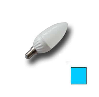 Imagen de Bombilla LED Vela E14 4W EPISTAR Blanco Frío