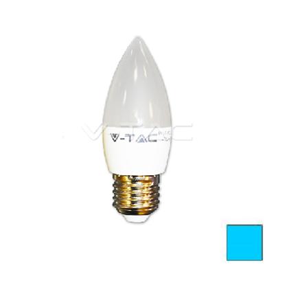 Imagen de Bombilla LED Vela E27 5'5W EPISTAR Blanco Frío