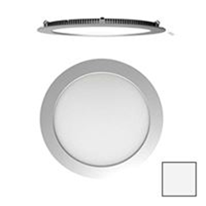 Imagen de Downlight LED Redondo Plata 25W Blanco Natural