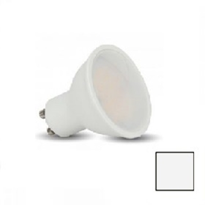 Imagen de Caja 50 Bombillas LED GU10 5W Blanco Natural