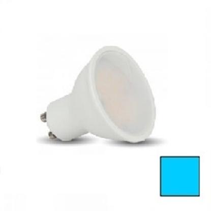 Imagen de Caja 50 Bombillas LED GU10 5W Blanco Frío