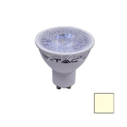 Imagen de Caja 50 unidades LED GU10 SMD 7W 110º EPISTAR Blanco Cálido