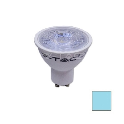 Imagen de Caja 50 unidades LED GU10 SMD 7W 110º EPISTAR Blanco Frío