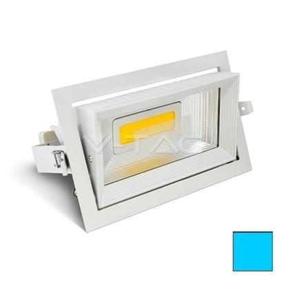 Imagen de Downlight LED COB Orientable  30W Blanco Frío